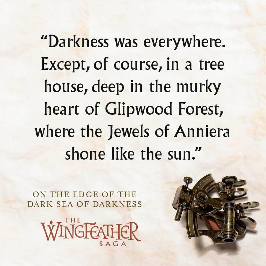 Wingfeather Saga quote
